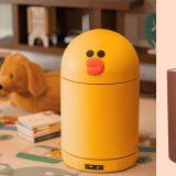 Brown&Sally的迷你冰箱来了! 兼具紫外线杀菌&蓝牙音箱等多功能!