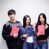 禹棹奐、Joy、金旻載、文佳煐主演MBC新劇《偉大的誘惑者》劇本彩排圖公開!