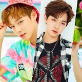 Wanna One出道專輯寫真Part.1!四位來自夏日的美少年啊~♥