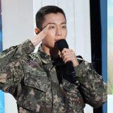 Highlight 尹斗俊退伍在即 亲笔写长信送上真诚问候!