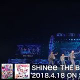 果然是 SHINee!創紀錄同時佔領 Oricon 專輯&下載週榜冠軍寶座