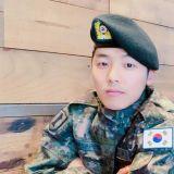 出道10年的人气男团 CNBLUE 姜敏赫&李正信 这个月也要退伍啦!!!