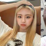 ITZY「忙內」有娜這次回歸「平瀏海造型」展現了不同的魅力!大家喜歡她什麼髮型呢?