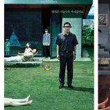 電影《寄生上流》獲獎無數,又被《金球獎》提名最佳導演&劇本&外語片