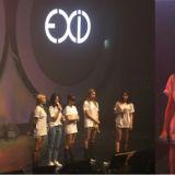 EXID演唱會率智驚喜登場!率智:知道你們很想我,所以我來了!正在努力的康復中!