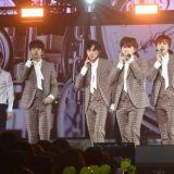 B1A4单独演唱会华丽开场 欢迎来到B1A4 SPACE