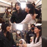 《The Penthouse 2》最後一集花絮:「秀蓮」李智雅終於見到「雪雅」趙秀敏!劇外才能擁抱的母女啊~