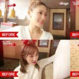 韓星也愛玩「假人遊戲」! 好像櫥窗裡的模特兒啊!
