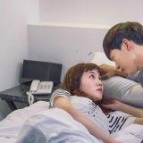 《青春时代2》中「宋智媛&成敏学长」这条CP的爱情线真的超吸引人滴 床戏花絮大公开~!