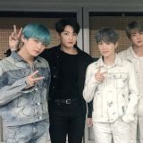 《首尔歌谣大奖》BTS防弹少年团曝惊艳新造型 好消息突袭「正在准备新专辑!」