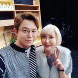 SM 經典重逢 Tony An 與 Shoo 合照!