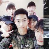 淚目!玉澤演&Nichkhun曬舊照慶祝2PM出道11年:滿滿的都是回憶!
