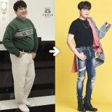 116公斤→79公斤...SJ神童在5個月成功減重37公斤,今日發文:「各位~我減肥完成了,變得非常健康!」