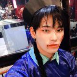 《MIXNINE》姚明明重新演繹舞蹈送給粉絲 更帶師弟在首爾參加萬聖節派對