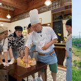 《姜食堂2》將接檔《西班牙寄宿》播出!今日(4日)首次營業 現場大排長龍 變身為「美食店」~