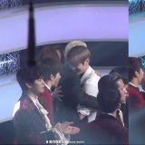 《MBC歌謠大祭典》姜丹尼爾投入了宋旻浩的懷抱裡!粉絲:「兩人都太可愛了!」