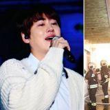 SJ圭賢澄清台灣演唱會下榻酒店發生火災時 與工作人員的相關爭議