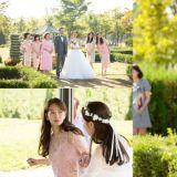 tvN新劇《明天和你》今晚開播 公開李帝勳、申敏兒出席婚禮劇照