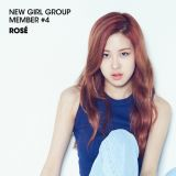 YG公開新女團第四名成員Rose 曾為G-DRAGON歌曲神秘配唱
