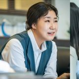 当「职场新人」遇上了「女强人」...徐玄振、罗美兰主演tvN双女主新剧《Black Dog》剧照公开!