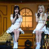 少女時代TaeTiSeo《Dear Santa》Showcase 三成員穿白裙似天使