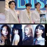 【百大偶像團體品牌評價】BTS防彈少年團、NCT 名次不變 BLACKPINK 重返前三名內!