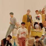 SEVENTEEN 韓、日成績都出色 包辦 HMV 年度韓流榜前四名!