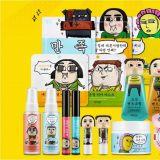 SNP與韓國人氣網路漫畫《心裡的聲音》合作推出系列化妝品!