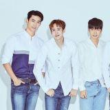 二代团又一组克服了军白期!野兽男团2PM即将在六月底回归乐坛~