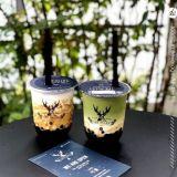 台灣人氣手搖飲品「鹿角巷」來到韓國啦!