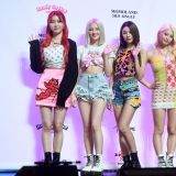 PSY参与制作MOMOLAND新专辑:Showcase演出Teen pop 曲风《Ready Or Not》