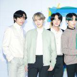 BTS防弹少年团人气无远弗届 实体专辑销量在韩、美上半年夺冠!
