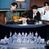 【男團品牌評價】BTS防彈少年團再度奪冠 B1A4、Pentagon、TXT 名次大進步!