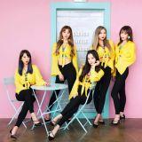 第三种语言的〈Up & Down〉即将诞生!EXID 日语版 MV 预告五人到齐