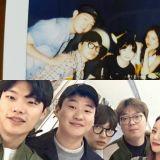 《請回答1988》主演們又聚在一塊啦!一起為李東輝慶生