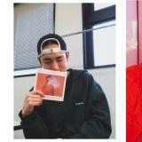 SHINee Key分享與鐘鉉新專輯合照:從韓國來的珍貴禮物…哥 好想你
