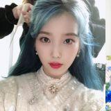 这是 IU 和自己的比赛!两曲同登《Music Bank》冠军候选