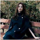 宋慧喬代言時尚服飾品牌:完美展現秋冬魅惑