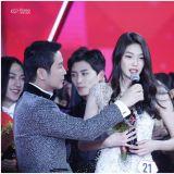 SBS 2017 Super model超模大賽   高中二年級金秀彬奪冠
