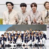 【男团品牌评价】BTS防弹少年团、NCT 连续七个月稳坐冠、亚军宝座 SEVENTEEN 重返前三名内