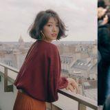 到底哪裡胖了?朴信惠巴黎時裝街拍照、近況照公開,這根本就是短髮女神啊!