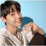 [有片]愛說話又暖心的太陽寶寶李鎭赫      史上最有誠意問候太圈粉