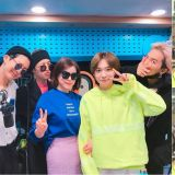 WINNER宋旻浩在電台談自己減肥的秘訣!在DJ和成員們的慫恿下首次公開腹肌!