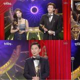 SBS演技大賞《當你沉睡時》奪下五獎 金元海:「走到這裡花了50年,也許是因為年紀大了才給我這個獎吧。」