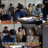 只是阅读剧本就感受到甜蜜蜜的气氛!李栋旭、刘寅娜默契大爆发 tvN《触及真心》剧组欢乐又融洽