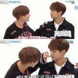 《一周偶像》SHINee正聊到动情处 泰民突然「揭发」珉豪:胡子没刮干净啦!