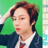 只要剪髮就會引來「歡呼」的男偶像!SJ希澈著校服更新SNS 粉絲:「一早被帥醒了」