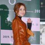 《SKY Castle》「双胞胎妈妈」尹世雅出席首映礼:与众不同的走红毯方式XD