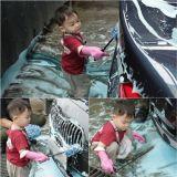 《超人回來了》多乙挑戰人生第一次洗車
