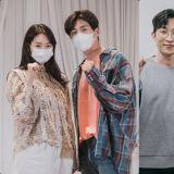 女医生 VS 小区英雄!申敏儿、金宣虎主演tvN《海岸村恰恰恰》剧本阅读照公开,期待这部浪漫喜剧!